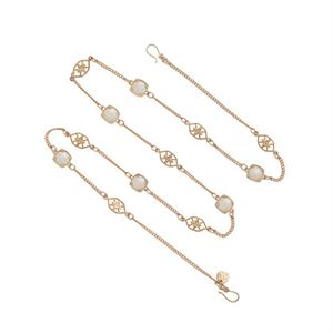 Picture of Fiona Gold Long Necklace